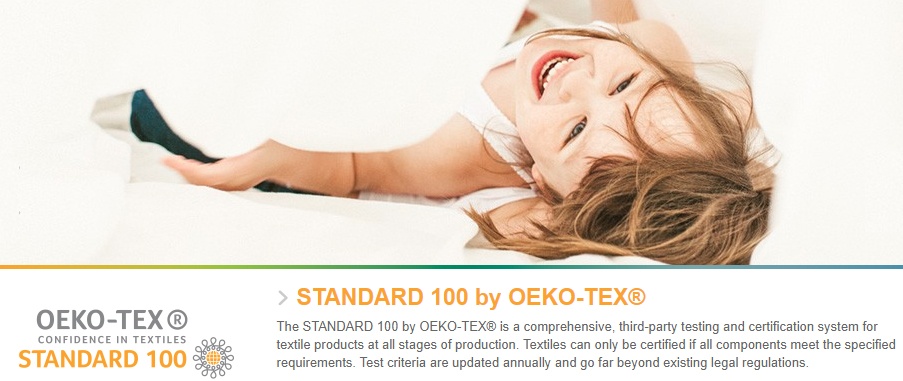 STANDARD,OEKO-TEX®,limit,textile,substances,update