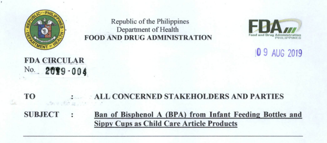 products,Philippines,baby,bottles,ban,BPA